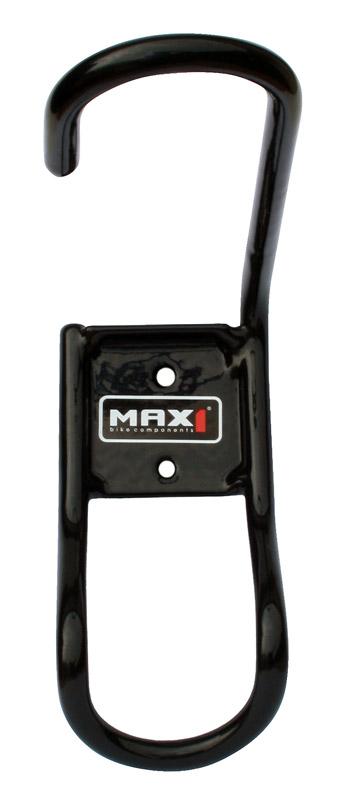 Držák kola MAX1 na zeď za přední kolo - černý