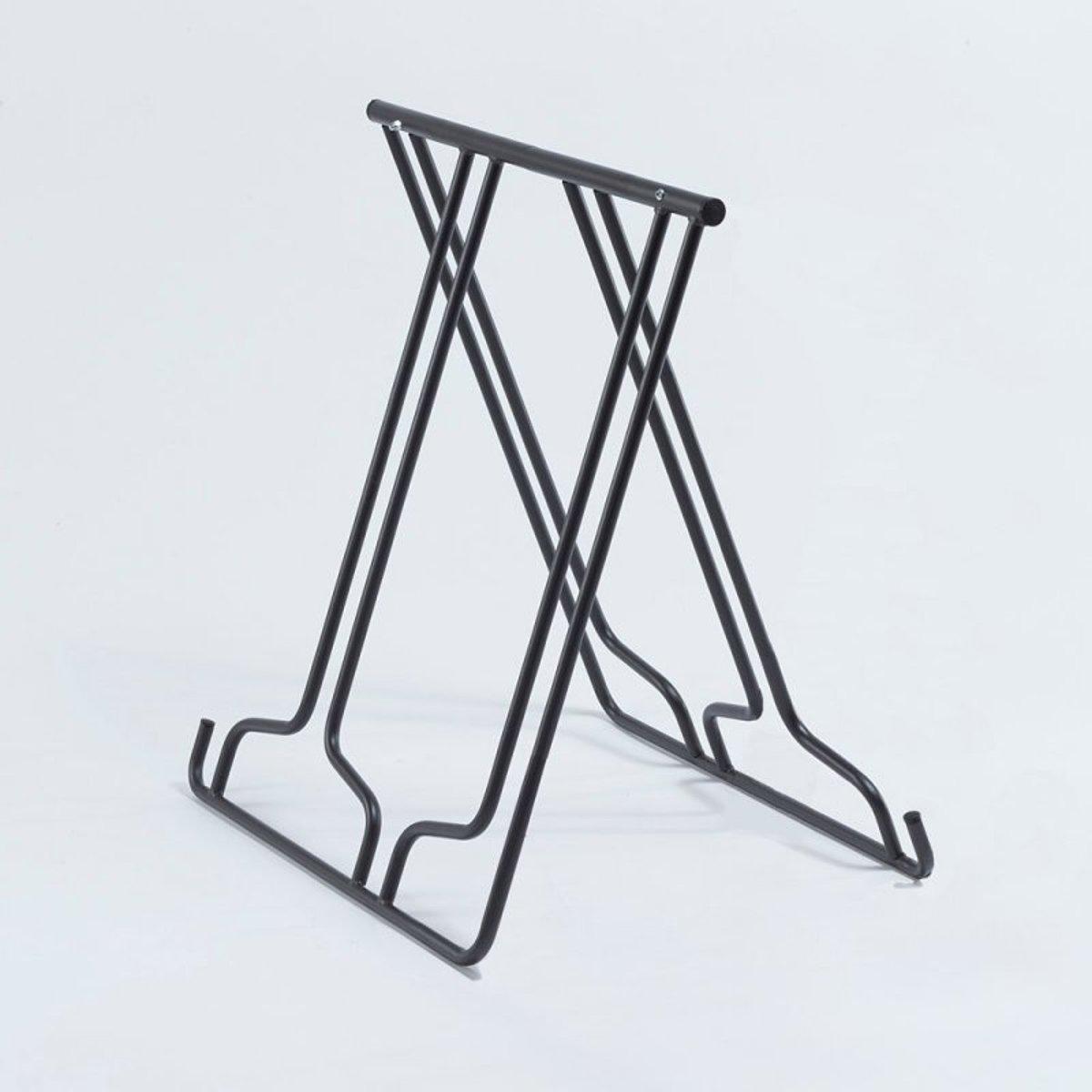 Stojan na kola MOTTEZ - pro 4 kola - skládací, přenosný, tvar A