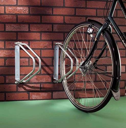 Držák kola MOTTEZ na zeď výkyvný - pro 1 kolo